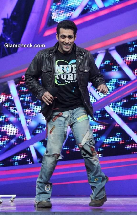 Salman Khan Promotes Jai Ho Nach Baliye 6