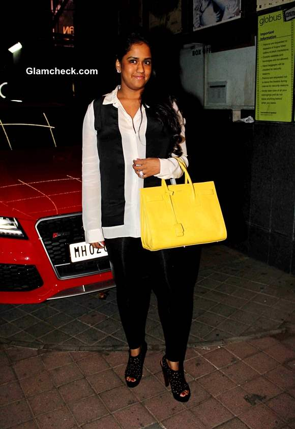 Salman Khans sister Arpita Khan at Jai Ho Special Screening