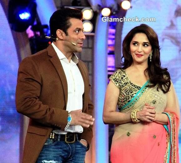 Salman and Madhuri to perform at Mulayam Singh Yadav Village