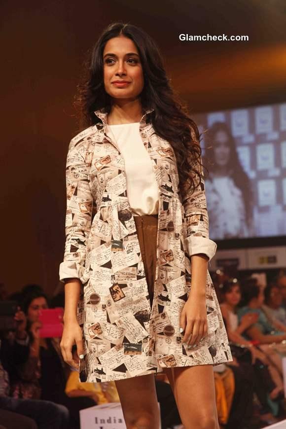 Sarah Jane Dias at India Kids Fashion Week - Day 2