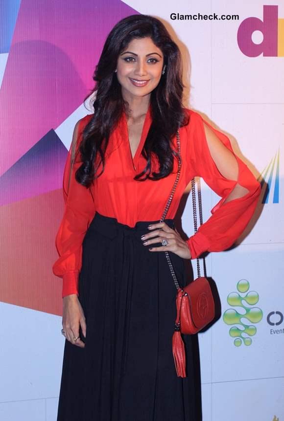 Shilpa Shetty 2014 at Worli Festival