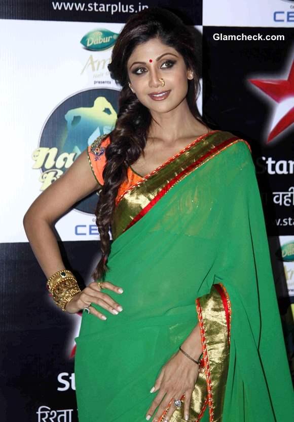 Shilpa Shetty 2014 on Nach Baliye 6