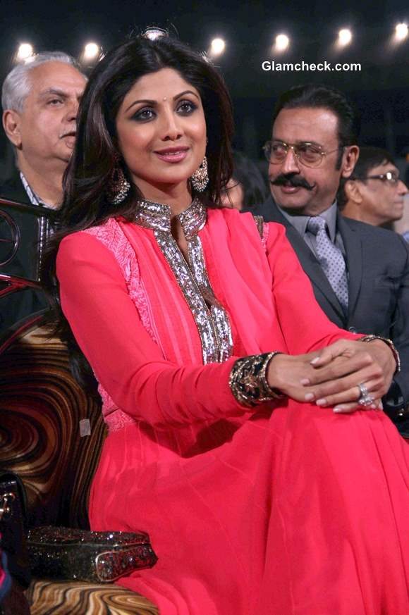 Shilpa Shetty at Umang 2014
