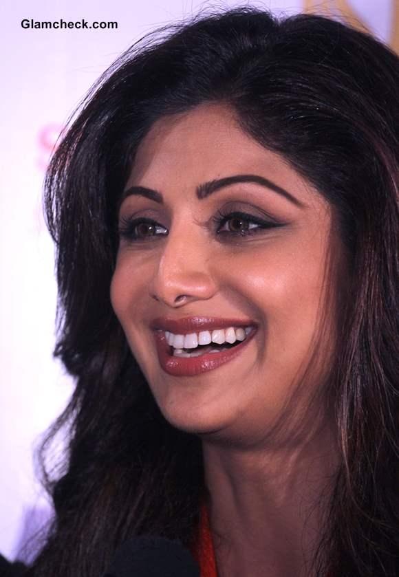 Shilpa Shetty at Worli Festival 2014