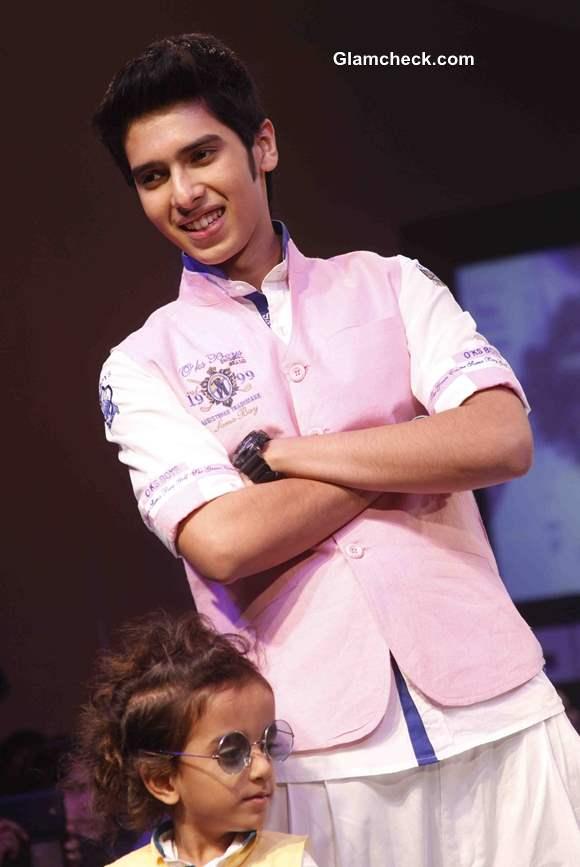 Singer Armaan Malik at India Kids Fashion Week - Day 2