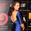 Sonakshi Sinha in Backless Gown at GIMA 2014