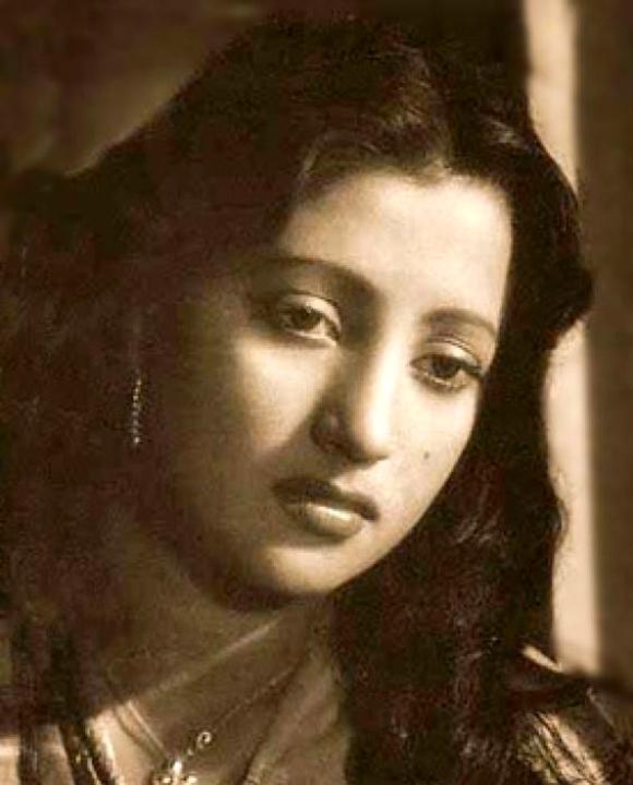 Suchitra Sen No More
