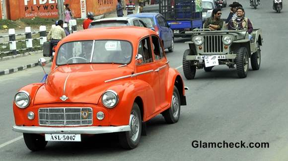 2014 Assam Vintage Car Rally