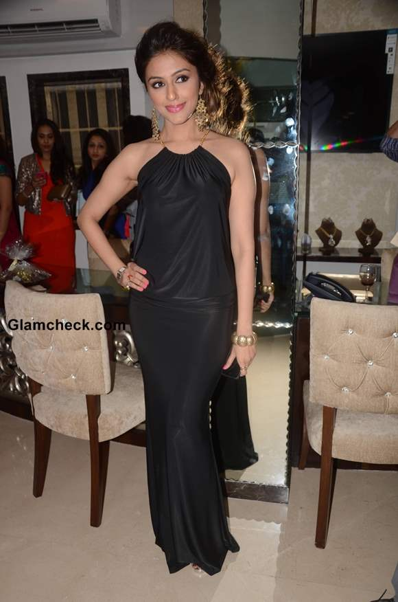 Aarti Chabria at The Cappuccino Collection Store Launch in Mumbai