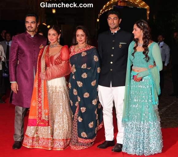 Ahana Deol Sangeet Ceremony - Pictures