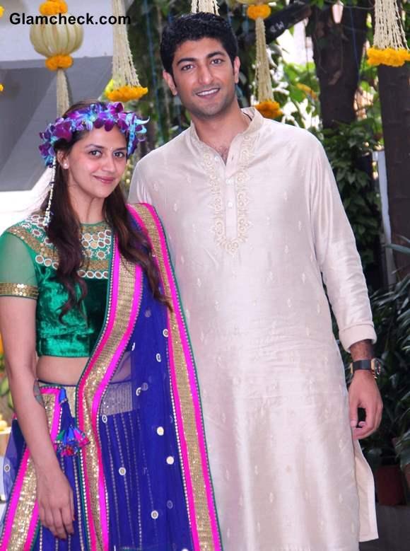 Ahana Deol and Vaibhav Arora