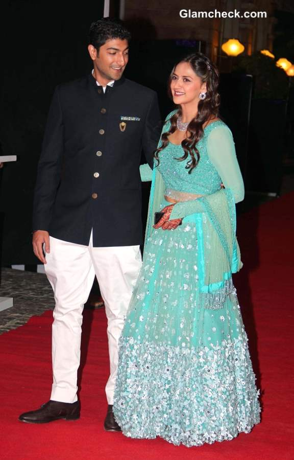 Ahana Deol and Vaibhav Vohra