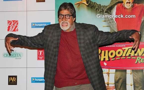 Amitabh Bachchan Bhootnath Returns