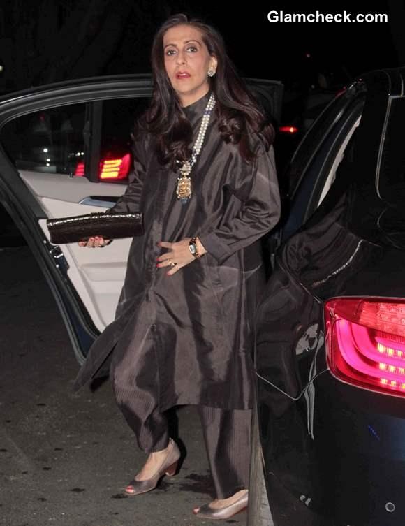 Anil Kapoors wife Sunita Kapoor