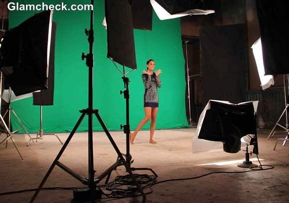 Behind the Scenes with Lisa Haydon – AXN Thrillionaire Awards