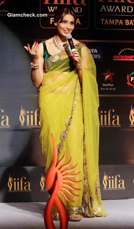 Bipasha Basu at 2014 IIFA