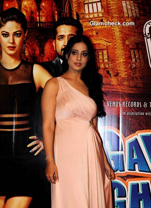 Cast of Gang of Ghosts Launch Trailer in Mumbai