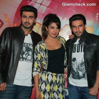 Cast of Gunday Promote Film on Boogie Woogie Kids Championship