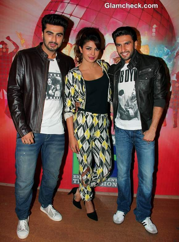 Cast of Gunday on Boogie Woogie Kids Championship