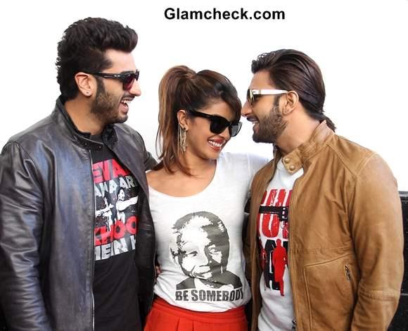Cast of Gunday