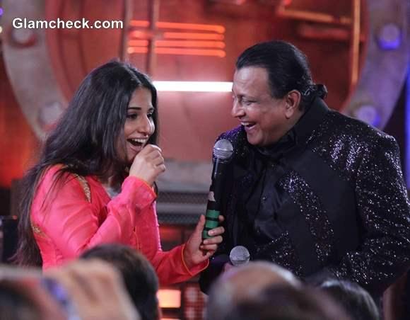Dance India Dance Season 4 Finale Vidya Balan