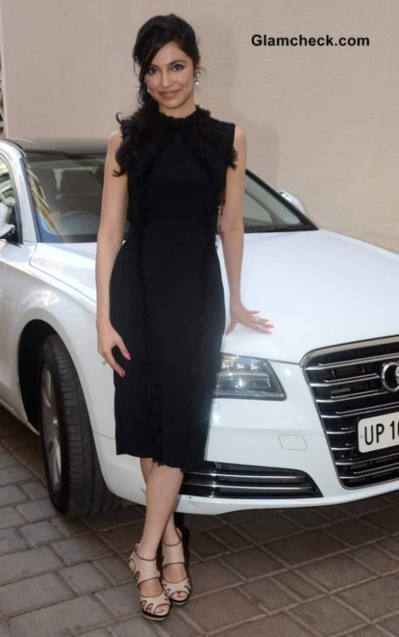 Divya Khosla 2014 Yaariyan DVD Launch