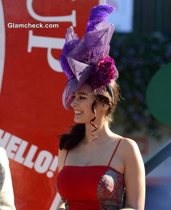 Evelyn Sharma at Hello Class Race 2014