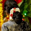 Gajra Hairstyles Bun