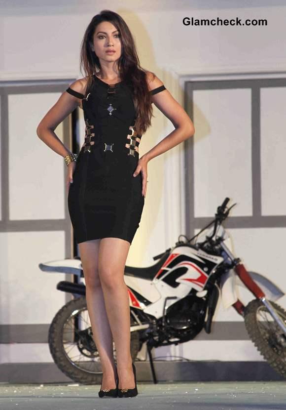 Gauhar Khan Fear Factor - Khatron Ke Khiladi Season 5