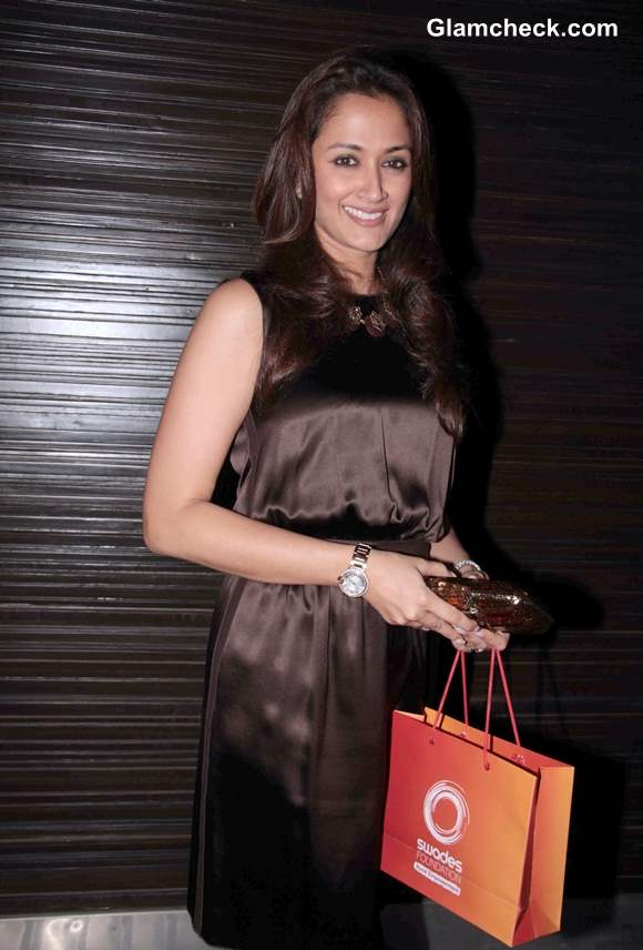 Gayatri Joshi 2014 at Simone Khan Arora birthday