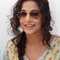 Get Vidya Balans Fun and Youthful Fishtail Braid