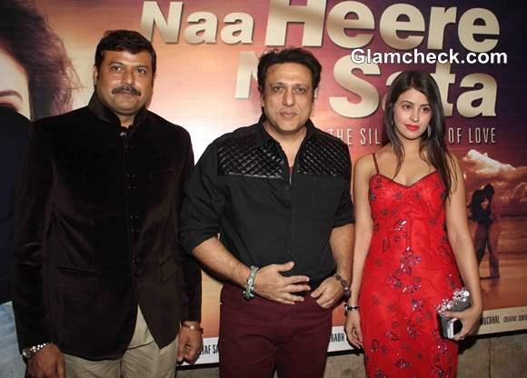 Govinda Launches Naa Heere Nu Sata Music in Mumbai