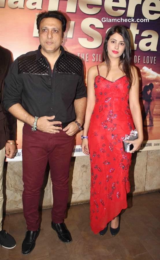 Govinda at Naa Heere Nu Sata Music Launch in Mumbai