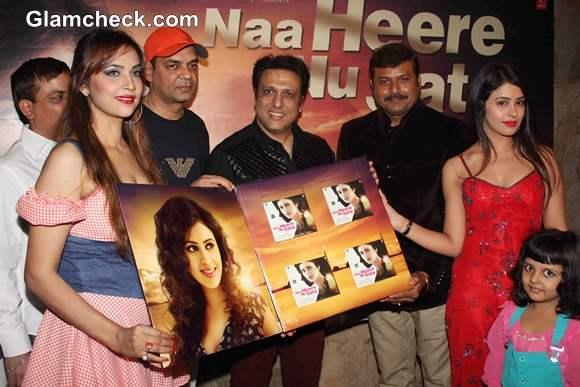 Govinda at Naa Heere Nu Sata Music Launch