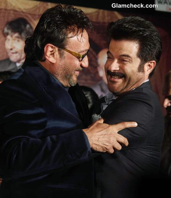 Jackie Shroff and Anil Kapoor
