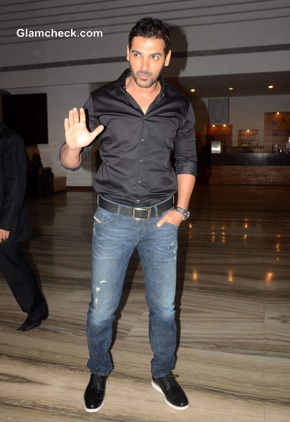John Abraham Doesnt Want to Judge TV Shows