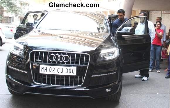 John Abraham buys Audi Q7