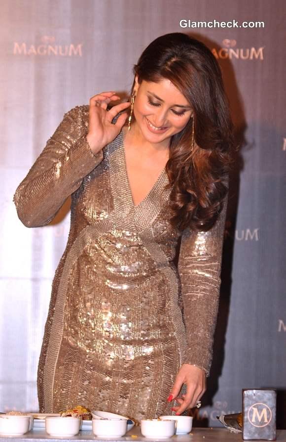 Kareena Kapoor Launches Magnum Ice Cream