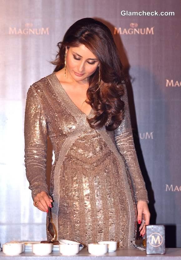 Kareena Kapoor at Magnum Ice Cream Launch in Mumbai