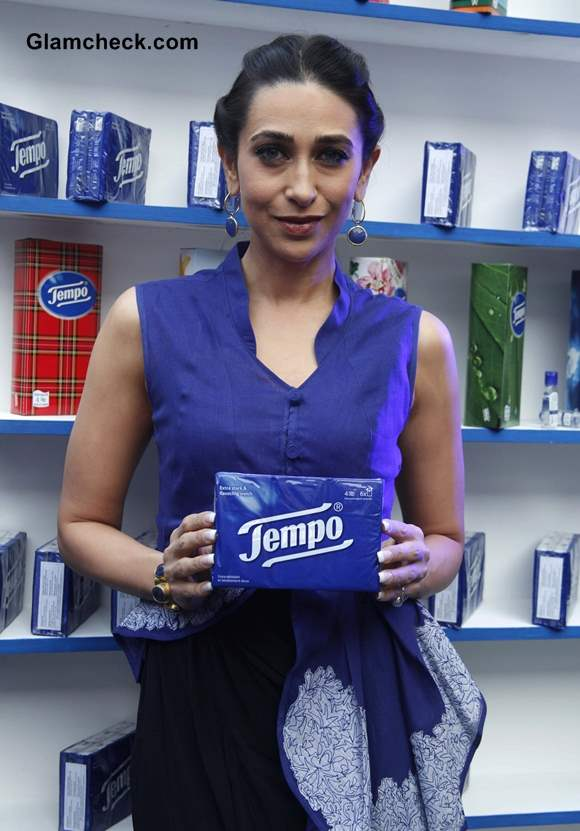 Karisma Kapoor at SCA Tempo Smart Foodie campaign