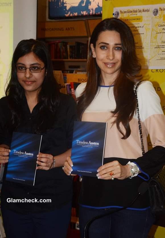Karisma Kapoor at Timeless Austen Book Launch