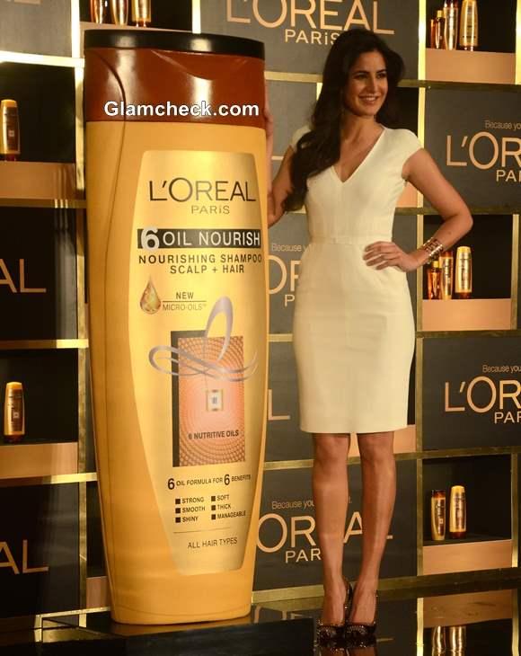 Katrina Kaif at LOreal Paris Event
