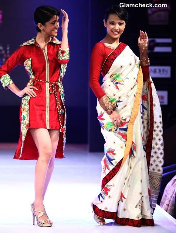 Kingfisher Ultra Bengal Fashion Week 2014
