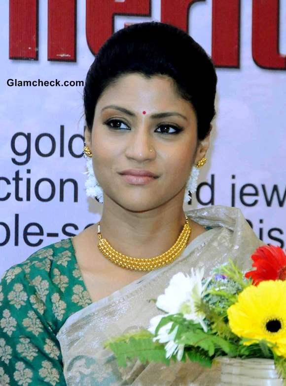 Konkona Sen Sharma at  Gold Collection Launch