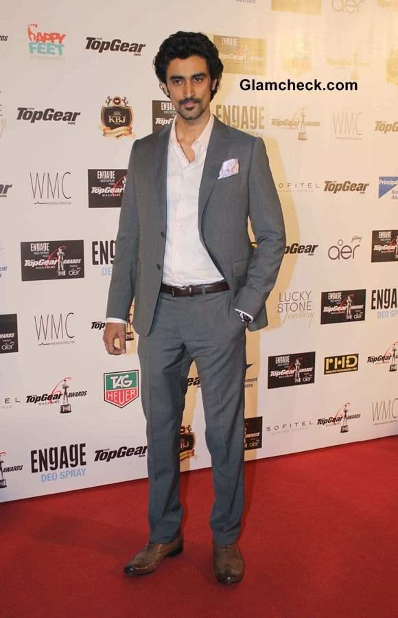 Kunal Kapoor 2014 at the 6th BBC Top Gear Awards
