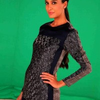 Lisa Haydon 2014 AXN Thrillionaire Awards Behind the Scenes