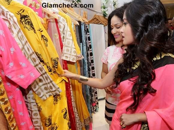 MASABA Store Launch in Kolkatta