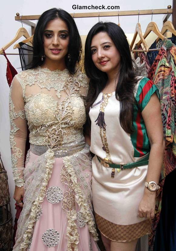 Mahi Gill Gets an Amy-Billimoria Makeover for Gang of Ghosts
