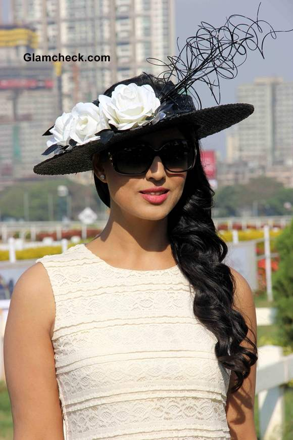 Mahi Gill at the Provogue AGP Race Day