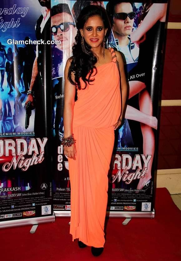 Mahi Khanduri in Dee Saturday Night